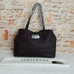 New Longchamp  Roseau Essential Shoulder Tote Bag